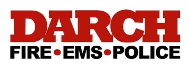 Darch Fire - EMS - Police